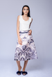 RIVERS PRINT SKIRT