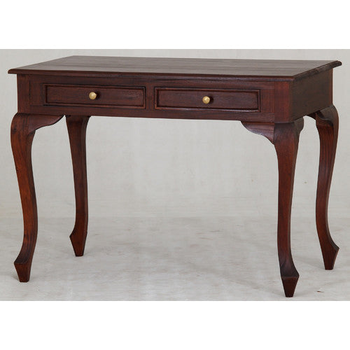 England QueenAnne 2 Drawer Console Table TWS899 Hall Table