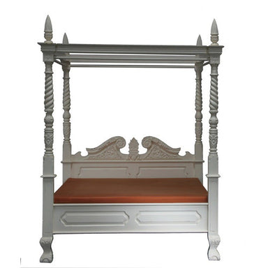 England Queen Anne 4 Poster King Bed TWS899BS 400 CV