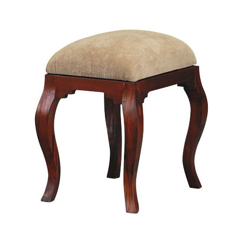 England Queen Anne Stool for Dressing Table TWS899CH-001-QA