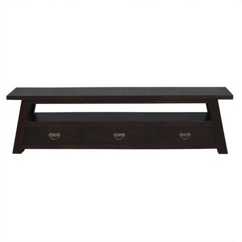 Osaka Japanese Teak TV Console-190cm-Entertainment-Unit-TWS889SB-003-JS