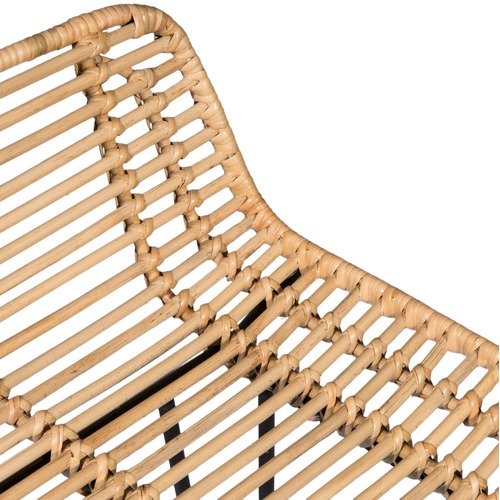 Vienna+Rattan+Barstool TWS899 close up