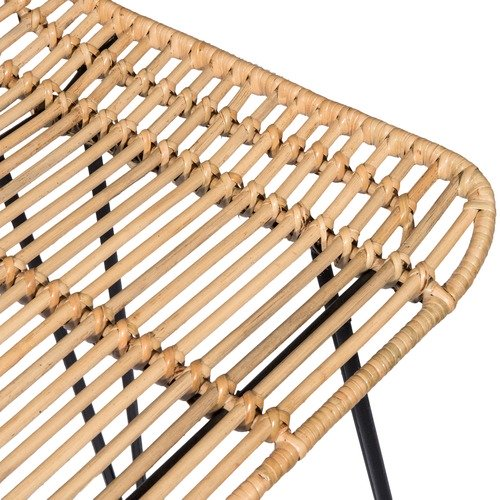 Vienna+Rattan+Barstool TWS899 seat close up