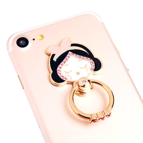 Ring for Phone Holder Smartphone Phone Ring Stand Finger Holder For iPhone Samsung etc. Creols - Tokyo Fashion