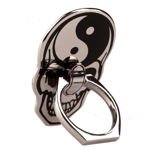 High Quality Phone Ring Phone Holder Skull Style Finger Grips ABCTen 5356811 - Tokyo Fashion