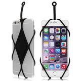 Silicone Lanyard Phone Case Cover Holder Sling Necklace Straps For Cell Phone 6922243 - Tokyo Fashion