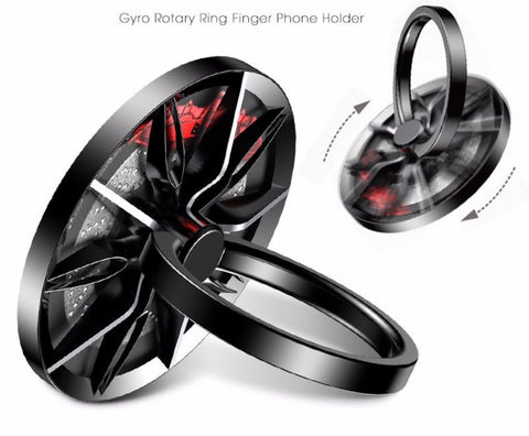 Finger Ring Holder For iPhone 5 6 7 Gyro High Speed Rotation Phone Stand Grips Baseus 10825764