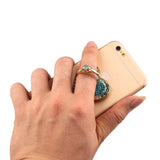 Luxury Bling Diamond Ring Holder 360 Degree Cell Phone Finger Grips ABCTen 10826282 - Tokyo Fashion