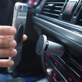 Universal CD Slot Magnetic Car Phone Holder Air Vent Mount Magnet Cell Phones Stand For IPhone Android - Tokyo Fashion