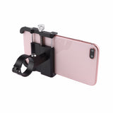 Gub Metal CNC G-85 Pro-2 Bike Bicycle Handle Universal Phone Mount Holder Support Case Motorcycle Handlebar For iPhone CellPhone GPS - Tokyo Fashion