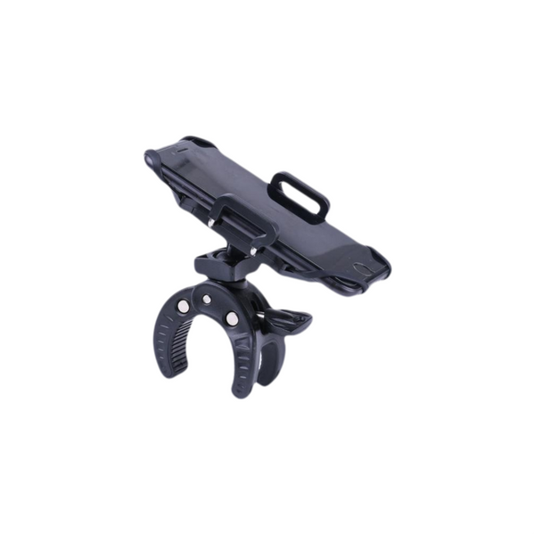 Universal Motorcycle Bike Phone Mount Bicycle Cell Phone Holder Stand with Adjustable Clips | Apple Iphone, Samsung | - Tokyo Fashion
