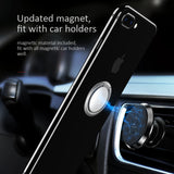Ultra thin Finger Ring Phone Holder Universal Car Mobile Phone Holder Ultra-thin Ring Bracket USAMS Holder 360 Degree Rotatable - Tokyo Fashion