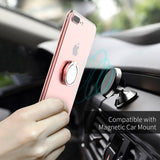 Universal 360 Degree Cell Phone Ring Holder Finger Stand Mount Kickstand For iPhone Samsung - Tokyo Fashion