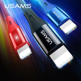 Fast Charging USB Cable LED Light Sync Data USB For Apple iPhone X 8 7 6 6S Plus 5 5C 5S SE - Tokyo Fashion