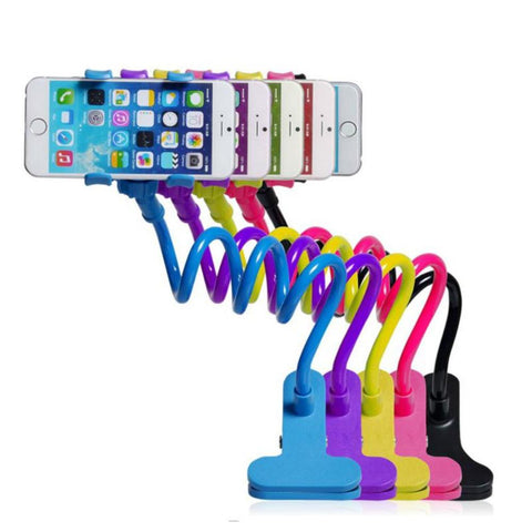 360 Rotating Universal Flexible Long Arm Phone Stand Holder, Car Phone Holder, Cell Phone Holder, For Bed, Table, Desk And Others 1969816 - Tokyo Fashion