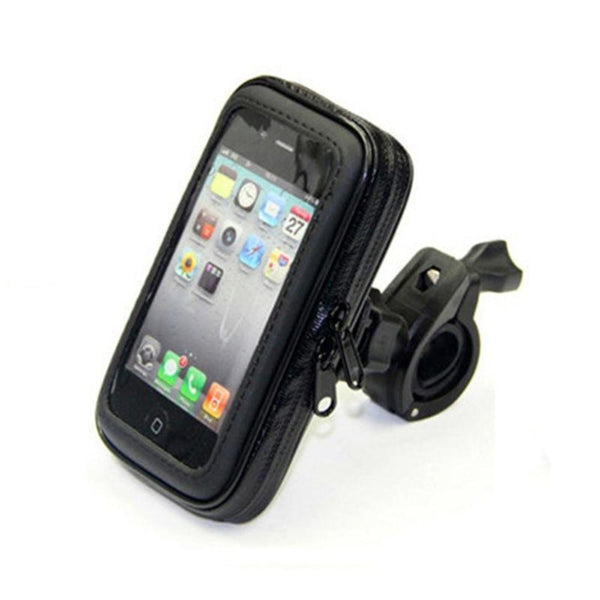 Waterproof Bag Bicycle Motorcycle Phone Holder Stand For iPhone 6 6S 7 Plus GPS Bike Mount - Tokyo Fashion