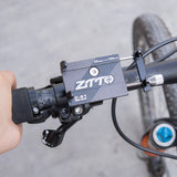 "Aluminium Alloy Bike Cell Phone Holder 3.5-6.5""GPS Mount Cycling Bracket - Tokyo Fashion"
