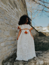 """She's my moon & my stars"" boho dress"