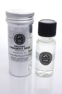 Organic Caraway Seed Essential Oil (Carum carvi)