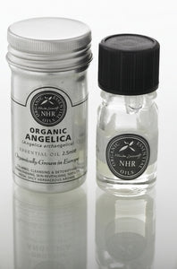 Organic Angelica Essential Oil (Angelica archangelica)