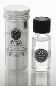 Organic Lemon Tea Tree Essential Oil (Leptospermum petersonii)