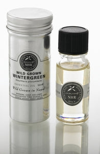 Organic Wintergreen Essential Oil (Gaultheria procumbens)