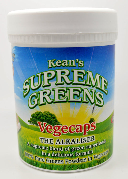 Kean's Supreme Greens Vegecaps