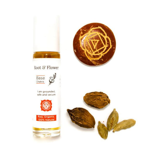 Base Chakra Anointing Oil
