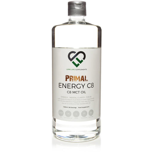 Primal Energy C8 MCT Oil