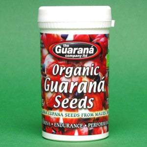 Organic Guaraná Seeds 70g