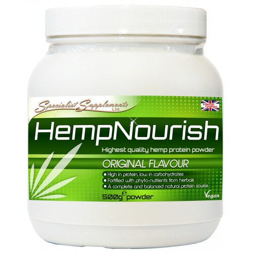 HempNourish Protein Powder