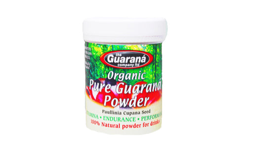 Organic Guaraná Powder