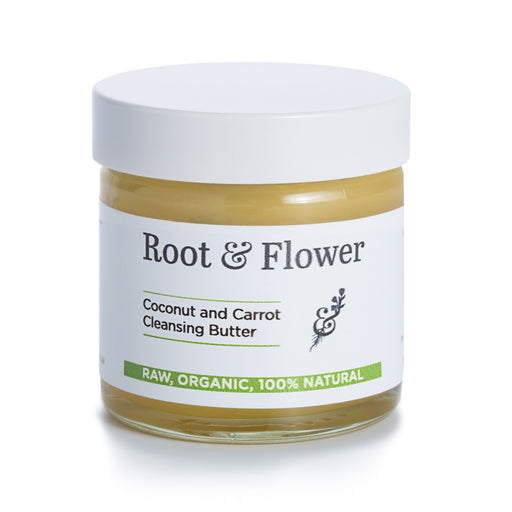 Coconut and Carrot Cleansing Butter