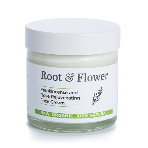 Frankincense and Rose Rejuvenating Face Cream
