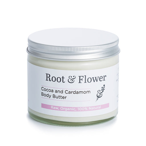 Cocoa and Cardamom Body Butter