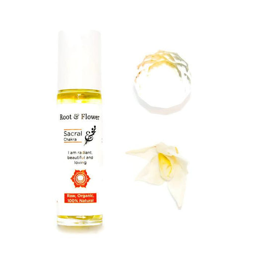 Sacral Chakra Anointing Oil
