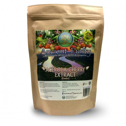 Acerola Cherry Extract (Natural Vitamin C)