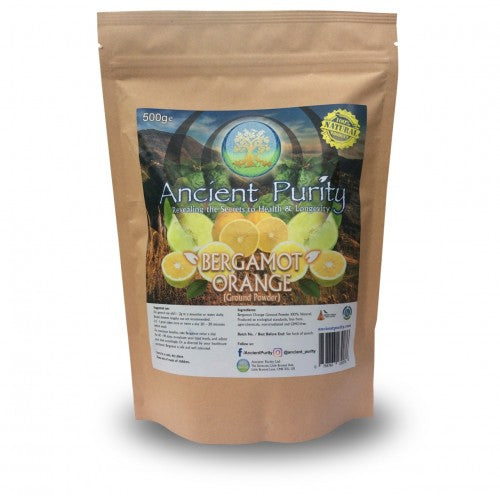 Bergamot Orange Powder