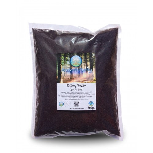Bilberry Powder
