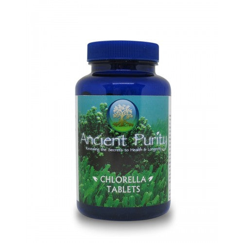 Broken Cell Chlorella Tablets (250)