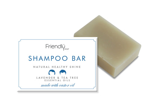 Lavender & Tea Tree Shampoo Bar