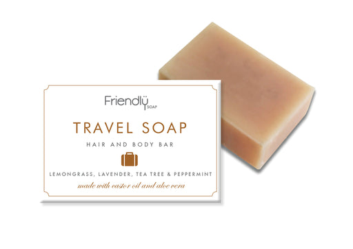Travel Soap for Hair & Body