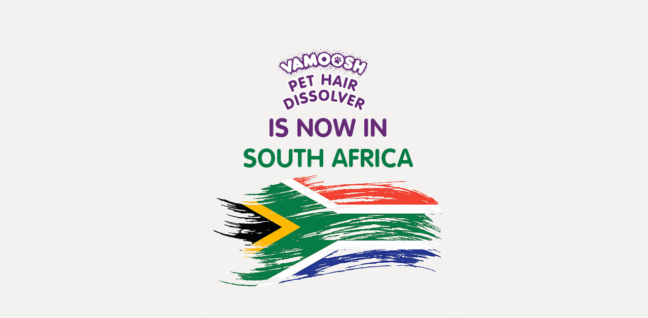 NOW IN SOUTH AFRICA!