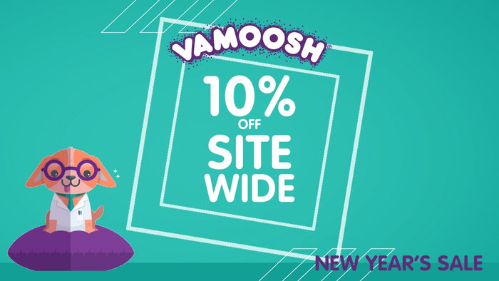 10% off entire website! NY sale!