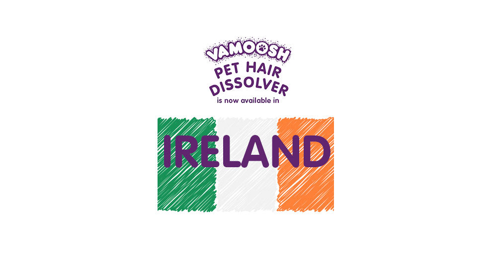 Vamoosh is now in stores across Ireland!