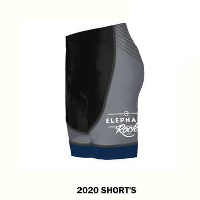 2020 Elephant Rock - Men's shorts