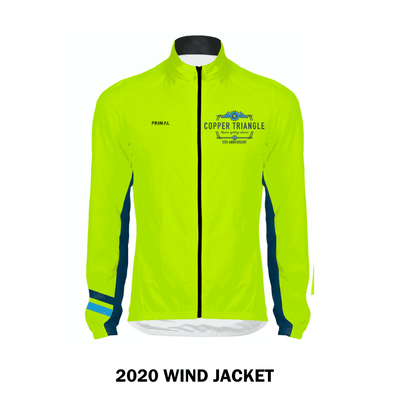 2020 Copper Triangle - Wind Jacket