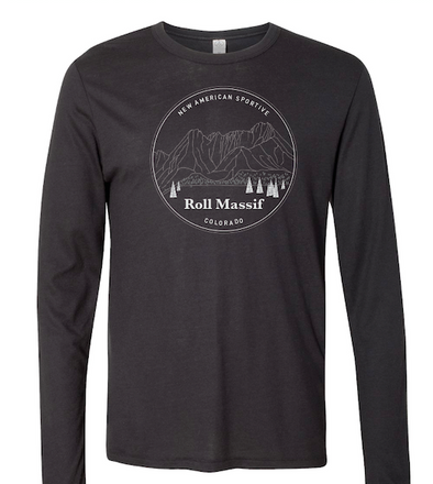 Roll Massif - Long sleeve t-shirt