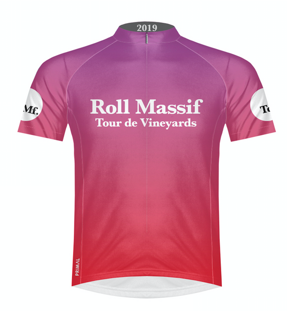 2019 Tour de Vineyards - Women's Jersey