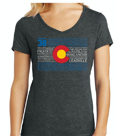 2021 BikeState38 Women's T-Shirt